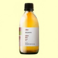 Aceite de Coco Virgen Bio - 500 ml - Terpenic Labs