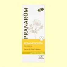 Aceite vegetal Rosa Mosqueta Bio - 50 ml - Pranarom