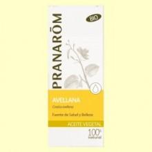 Aceite vegetal Avellana Vírgen Bio - 50 ml - Pranarom