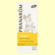 Aceite vegetal Calófilo Bio - 50 ml - Pranarom