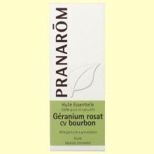 Geranio Bourbon - Aceite Esencial - 10 ml - Pranarom
