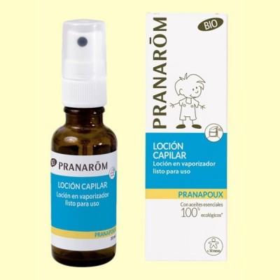 Pranapoux Loción Capilar - 30 ml - Pranarom