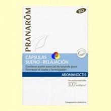 Sueño y Relajación Bio - 30 cápsulas - Pranarom