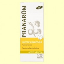 Aceite vegetal Nuez de Albaricoque Virgen - 50 ml - Pranarom
