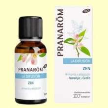 Zen Bio - Difusión - 30 ml - Pranarom
