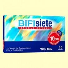 Bifisiete - Equilibrio intestinal - 10 sobrecitos - Tongil
