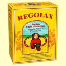Regolax - Plantas - fibras y probióticos - Tongil - 50 cápsulas