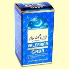 Valeriana Gaba - 40 cápsulas - Tongil