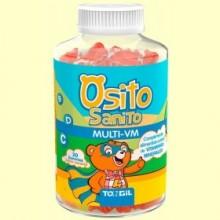 Osito Sanito Gummies Multi VM - 30 unidades - Tongil