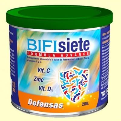 Bifisiete Fórmula Advance - Sistema Inmunitario - 200 gramos - Tongil