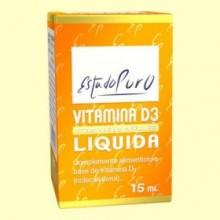 Vitamina D3 1000 UI - 15 ml - Tongil