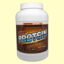 Proteína 100% Chocolate - 1800 gramos - Sotya