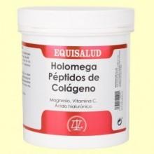 Holomega Péptidos de Colágeno - 210 gramos - Equisalud