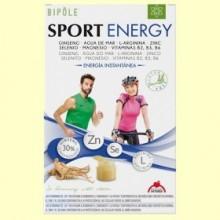 Sport Energy - 20 ampollas - Bipole