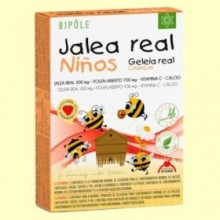 Jalea Real Niños - 20 viales - Bipole