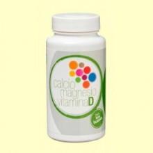 Calcio Magnesio y Vitamina D - 60 comprimidos - Plantis