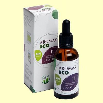 Aromax 11 ECO Sedante - 50 ml - Plantis