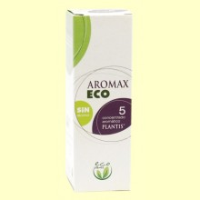 Aromax 5 ECO Depurativo - 50 ml - Plantis