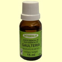 Aceite Esencial de Gaulteria Bio - 15 ml - Integralia