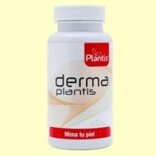 Dermaplantis - 60 cápsulas - Plantis