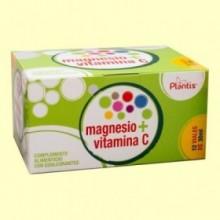 Magnesio Vitamina C - 12 viales - Plantis