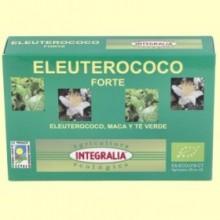 Eleuterococo Forte - 60 cápsulas - Integralia