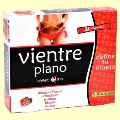 Vientre Plano Perfect Line - 30 cápsulas - Pinisan