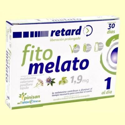 Fito Melato Retard - 30 cápsulas - Pinisan