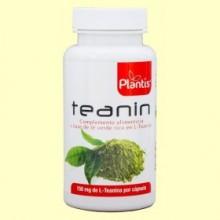 Teanin - L-Theanine 150 mg - Teanina - Plantis - 60 cápsulas