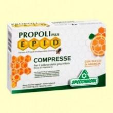 Epid Propoli Plus Naranja - 20 comprimidos - Specchiasol