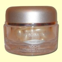 Crema Noche - Ceramidas + Retinol - Tecno cosmetic cfn - 30 cápsulas *