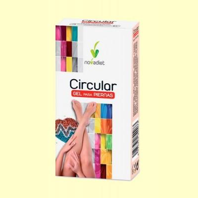 Circular - Gel Piernas - 100 ml - Novadiet