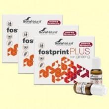 Fostprint Plus - Pack 3 x 20 viales - Soria Natural