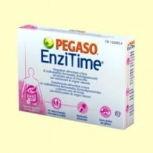 Enzitime - Enzimas Alimentarias - 24 comprimidos - Pegaso