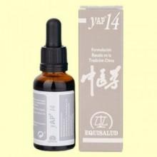 Yap 14 - Purificación de la sangre y linfa qing xue - 31 ml - Equisalud
