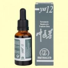 Yap 12 - Síndrome de estancamiento de Qi y de sangre qi xhi xue yu - 31 ml - Equisalud