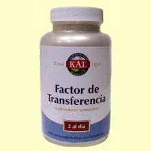 Factor de Transferencia - Laboratorios Kal - 60 cápsulas