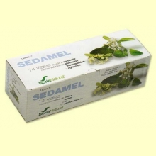 Sedamel - Infusion ayuda relajante - Soria Natural - 14 viales *