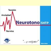 Neurotono - Ayuda para el Sistema Nervioso - MontStar - 45 cápsulas