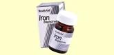 Hierro Bisglicinato 30 mg - Con Vitamina C - 30 comprimidos - Health Aid