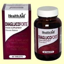 Diaglucoforte - 60 comprimidos - Health Aid