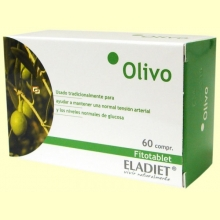 Olivo Fitotablet - 60 comprimidos - Eladiet