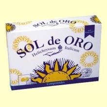Sol de ORO comprimidos - Ayuda contra las alergias - 60 comprimidos - Eladiet