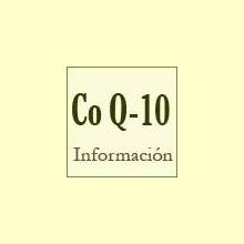 Coenzima Q-10 - Información