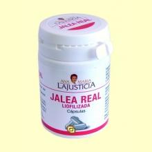 Jalea Real Liofilizada - 60 cápsulas - Ana María Lajusticia