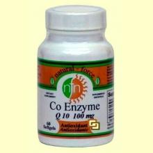 Coenzima Q-10 - 100 mg - 60 perlas - Bioener