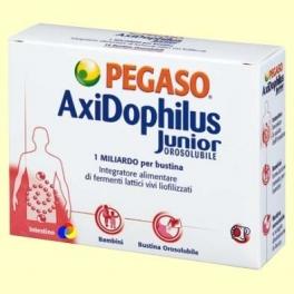 Axidophilus Junior - Probiótico - 14 sobres - Pegaso
