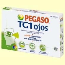 TG1 Ojos - Salud ocular - 10 monodosis - Pegaso