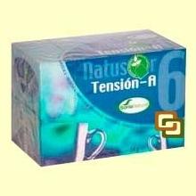 Natusor 6 Tensión A - 20 bolsitas filtro - Soria Natural