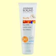 Sun Leche Solar IP 30 Alto - 125 ml - Anne Marie Börlind
